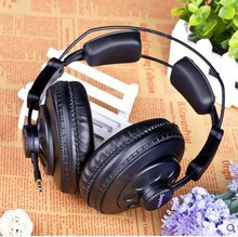 Superlux HD668B Semi-open Dynamic Professional Studio Standard Monitoring Headphones HIFI For DJ Music Detachable Audio Cable(China (Mainland))