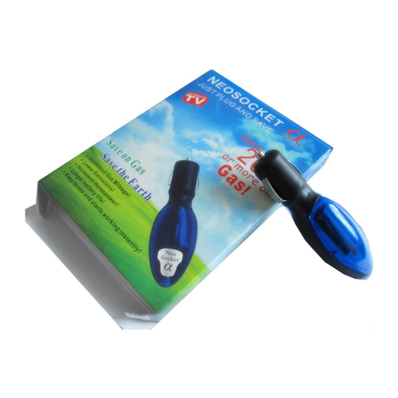 12 v car universal cigarette lighter fuel economizer oil-saving fuel-efficient energy-saving - Hangzhou JiuCheng E-Commerce Co.,Ltd. store