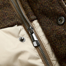 Pioneer Camp Free shipping 2015 new fashion winter jacket men white duck down mens winter coat