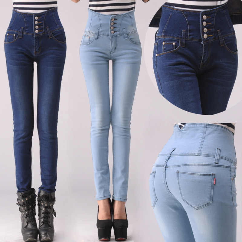 A must-have wardrobe staple that you simply can't live without, our jeans for women come in variety of styles, from skinny jeans and curvy cuts, to high- waisted and embellished designs. We also have ripped, destructed, destroyed and distressed jeans for a modern, fashion-forward look.