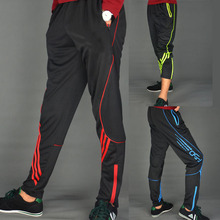 21 Clubs Fit Well Men Soccer Pants Football Leg Elastic Training Sports Trouser Sportwear Gym Jog