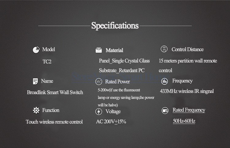 image for Smart Home Automation,Broadlink S1/S1C,Broadlink RM2 Rm Pro Universal
