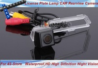 For Toyota Ractis 2010-2014, Rear View Camera / Back Up Parking / HD CCD Night Vision Waterproof 170 Degrees