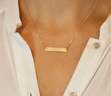 Simple and Elegant Fashion Short Chain Ossicular Chain Necklace Jewelry Wedding Event Jewelry
