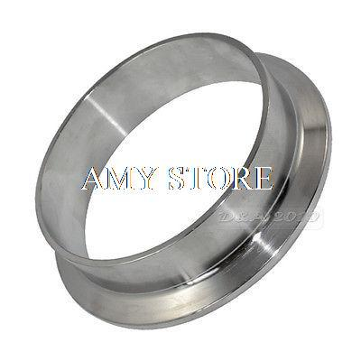 """63mm 2.5"""" Sanitary Weld Pipe with 77.5MM Ferrule Flange SS 304 fits 2.5"""" Tri Clamp(China (Mainland))"""
