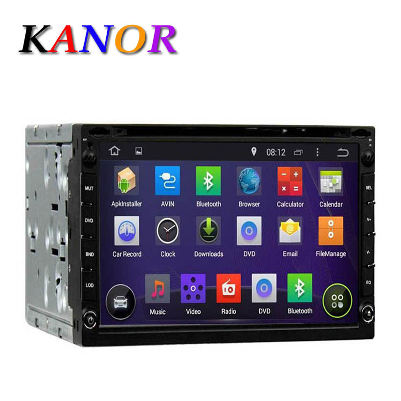 Autoradio Quad Core 1.6Ghz 7INCH Android 4.4.4 Car DVD player GPS Stereo Car Audio 3G wifi 2 DIN universal SWC Automotivo(China (Mainland))