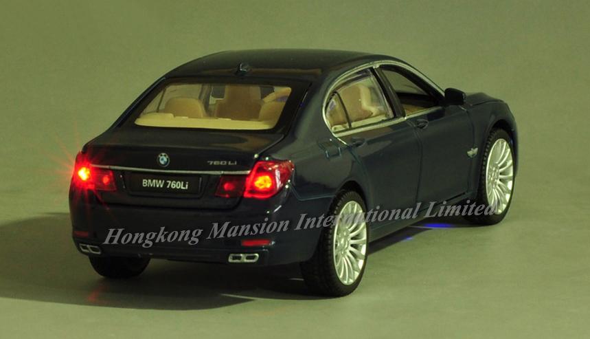 New 132 Car Model For BMW 760Li (33)