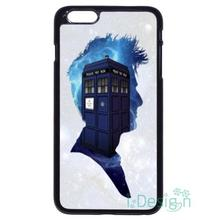 Fit for iPhone 4 4s 5 5s 5c se 6 6s 7 plus ipod touch 4/5/6 back skins cellphone case cover Tardis Doctor Who Police Box
