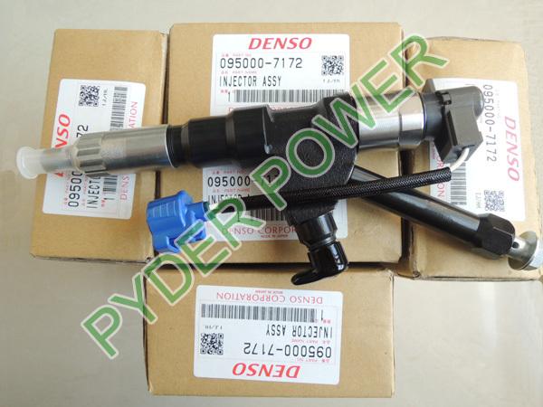 Запчасти для двигателя D 095000/7172 095000/7171 23670/e0370 HINO 095000-7172 common rail injector 095000 8011 for engine parts 095000 8011