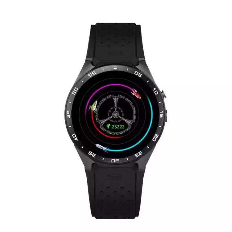 2016 Smart Watch KW88 MTK6580 1.39 inch Android 5.1 Bluetooth 4.0 3G Amoled Screen Quad Core 512MB RAM 4GB ROM GPS Pedometer(China (Mainland))