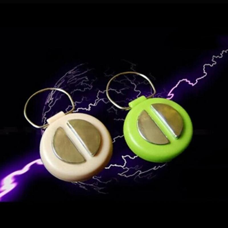 2017 Hot Funny Electric Shocking Hand Buzzer Toys Gag Toy Play Joke Novelty Toy Crack Prank Practical Jokes For Kids(China (Mainland))