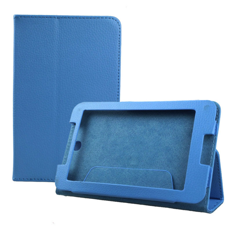 Гаджет  Hot selling Leather Stand Case Cover For 7inch Lenovo IdeaTab A7-50 A3500 Tablet 1pc None Компьютер & сеть
