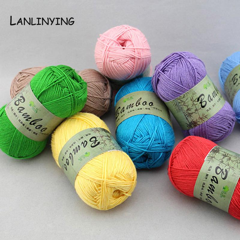 Натуральные нитки для вязания