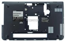 Laptop LCD Bottom Case For Toshiba Satellite C50-A C55-A C55D-A V000320280 with black