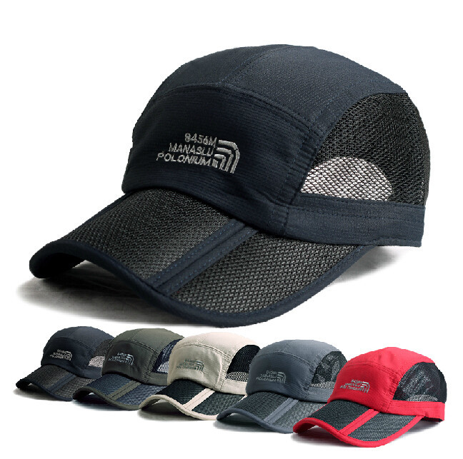 2015 Summer Style Foldable Brand Baseball Cap Not Wrinkle Outdoor Sports Snapback Hats Cap For Men And Woman Quick Drying Одежда и ак�е��уары<br><br><br>Aliexpress