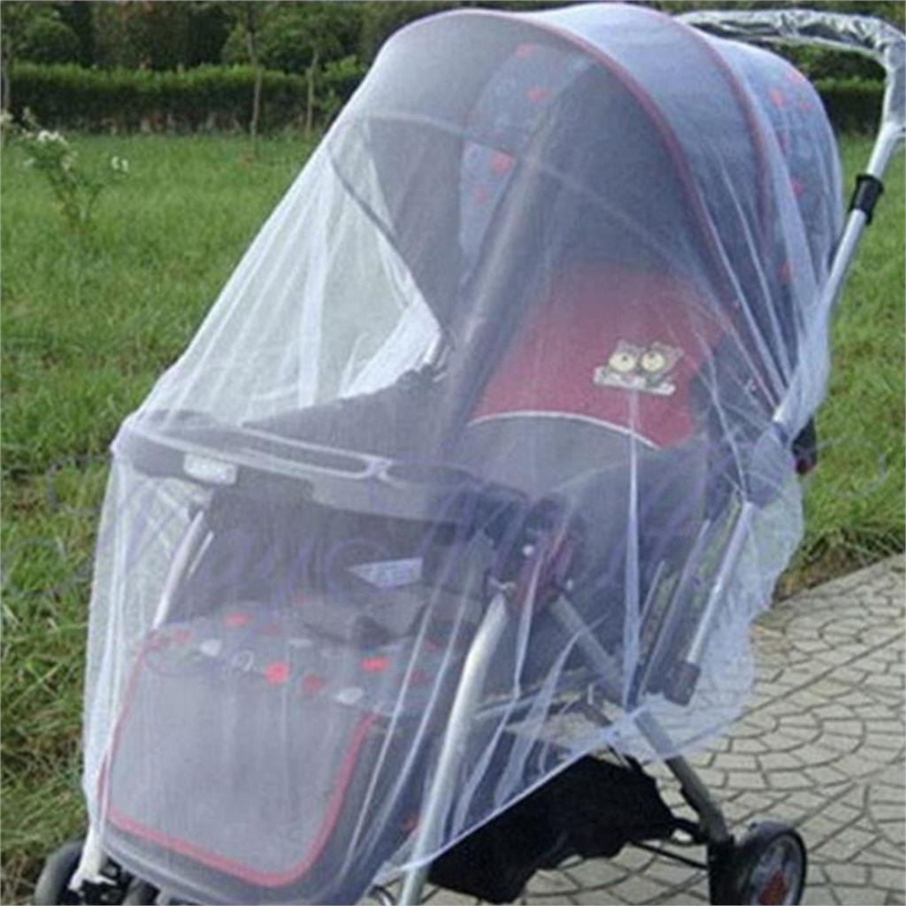 Baby Stroller Pushchair Mosquito Insect Shield Net Safe Infants Protection Mesh Stroller Accessories Mosquito Net<br><br>Aliexpress