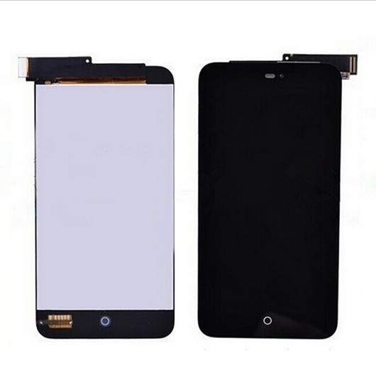 Free shipping meizu MX2 LCD Display+Touch Screen Digitizer Assembly For Meizu MX2 LCD display 1280*800 e Replacement Parts(China (Mainland))