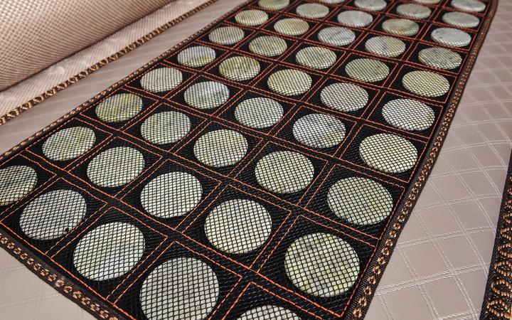 2016 New Sale Tourmaline best mattress for back pain Thermal Sofa Mattress Heating Mat Free Shipping 50cmX150cm