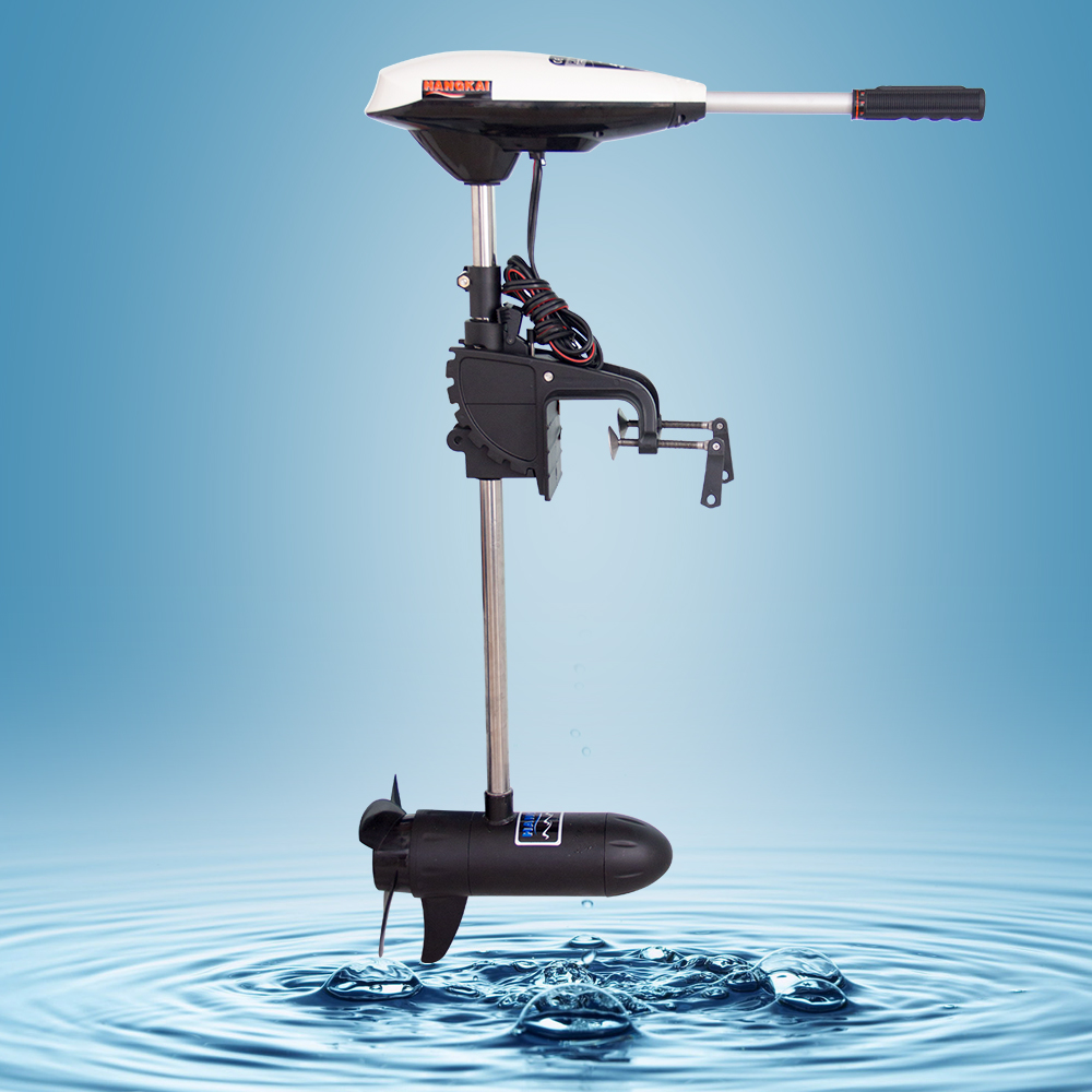 Fishing trolling motor reviews online shopping fishing for Electric outboard boat motors reviews