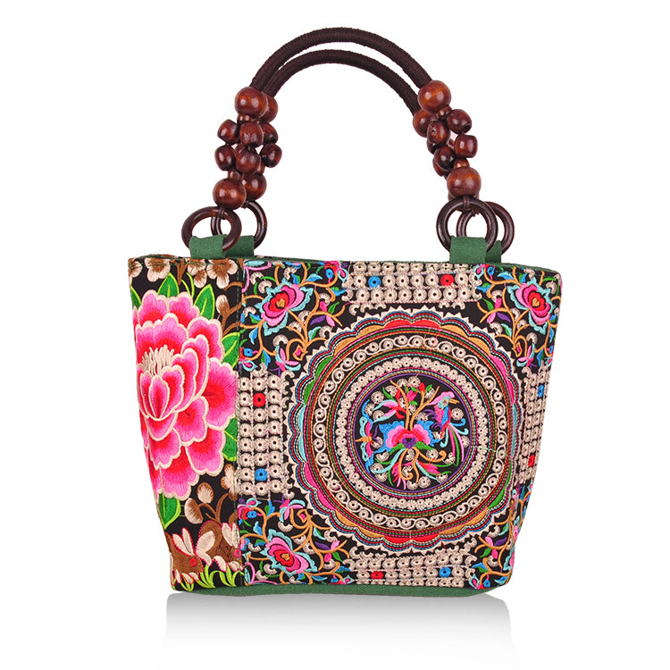Chinese National Style Embroidery Bags Women Fashion