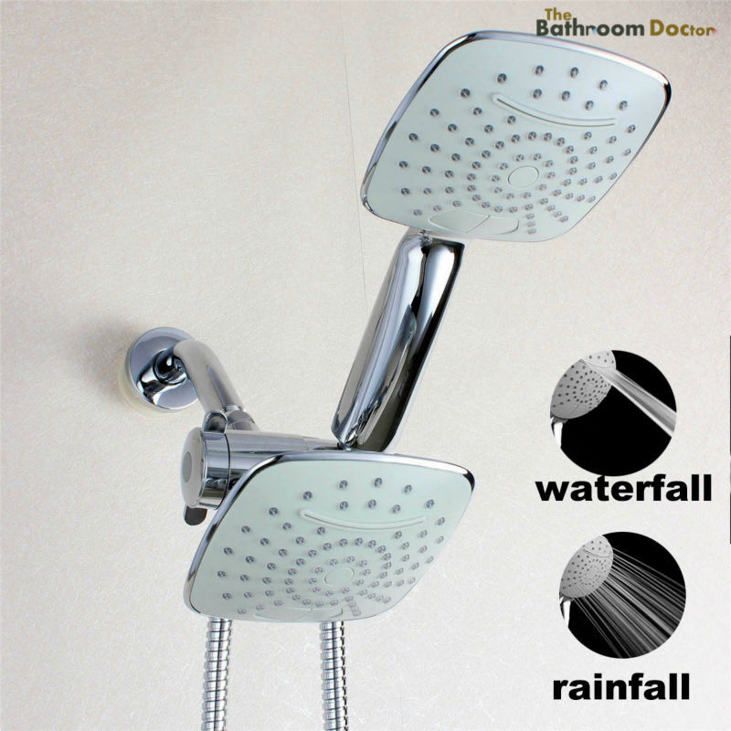 Popular Double Shower Heads Buy Cheap Double Shower Heads Lots From China Dou