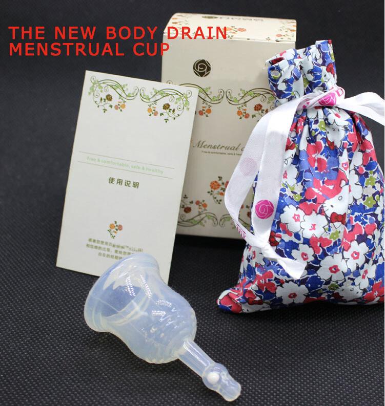 Online kopen Wholesale menstruatie cup uit China menstruatie cup ...