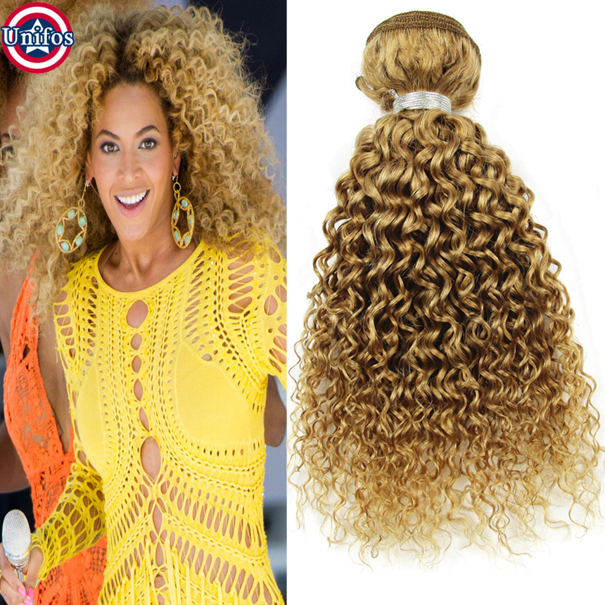Blonde Curly Weave Extensions Hair Extensions