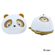 2015 Panda Car Perfume Outlet Panda Eyes Will Jump Air Refresh Air Conditioning Vent With Scented Tea CAR-0131(China (Mainland))