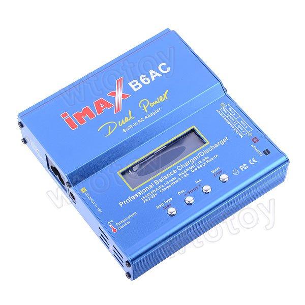 IMAX B6 B6AC Lipo NiMH Battery Balance Charger/Discharger 10002 - szrcmodel store