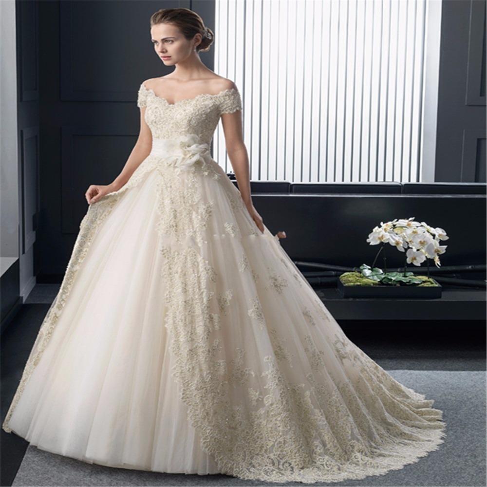 Top Luxury Wedding Dress : Wedding dresses tube top luxurious dress new