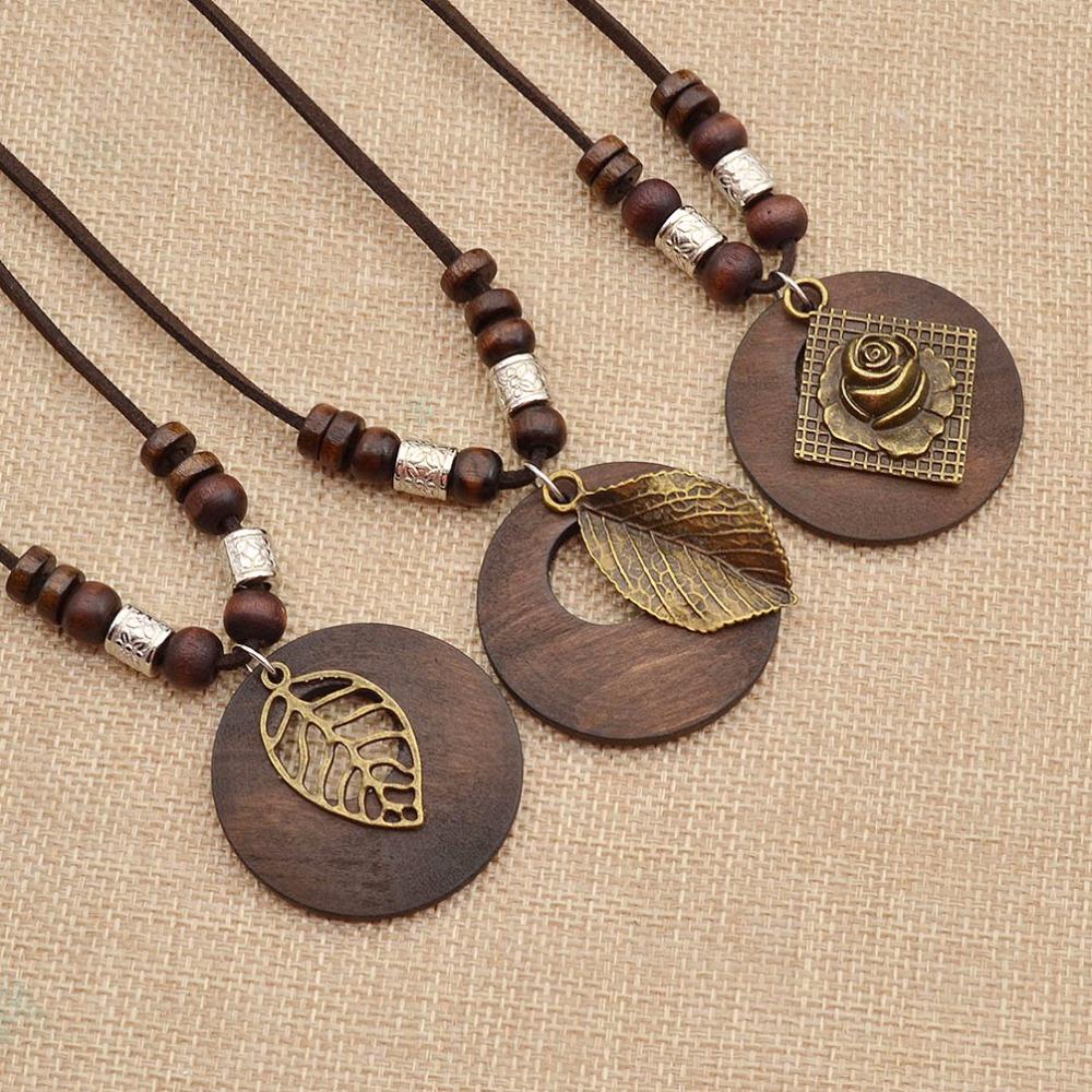 Bijoux Vintage Online : Comparer les prix sur leaf chain pendant ping