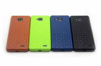 Free shipping dual core JIAYU G3 G3S Protective Silicone Case mtk6577 3G phone GOOD original jiayu G3 cover case