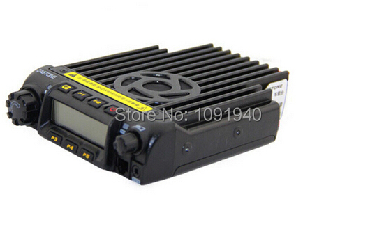 Рация ZASTONE MP600 мобильный радио укв 136 - 174 мГц 65 Wattes трансивер MP-600