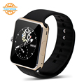 TC066 Bluetooth smart watch phone mate For Android IOS Smartphone Iphone Huawei HTC LG Support SIM