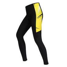 WOSAWE New Men's Women's Cycling Tights Clothing 4D Gel Pad Padded Bike Bicycle Breathable Anti-sweat Trousers Cycling Pants