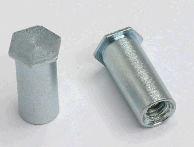 M3 x 12 PEM Nuts Standoffs Blind Rivet Captive nuts Self-clinching Blind Fasteners <br><br>Aliexpress