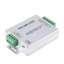 1 Stücke LED RGB Verstärker 24A LED Controller DC12-24V für 5050 3528 RGB LED Streifen Licht Top Qualität Günstige Und heißer(China (Mainland))