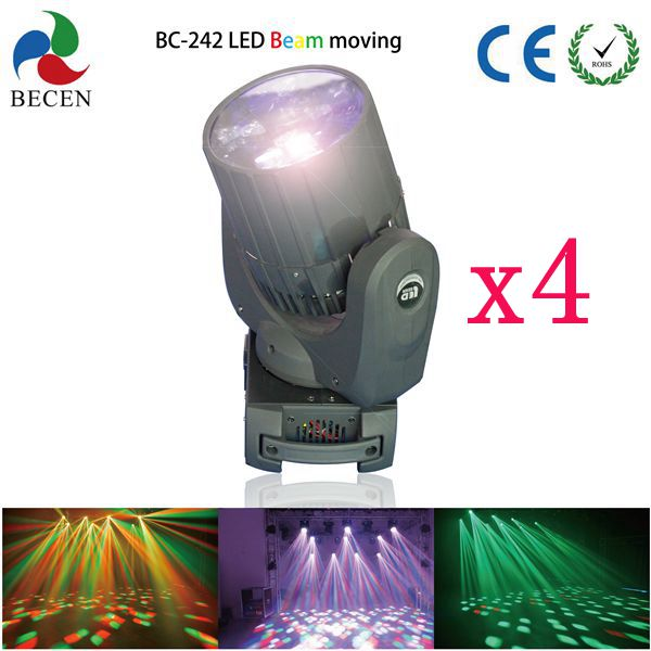 4pcs/lot 12x10W LED moving head Spot light LED Disco DJ Party Stage Lights<br><br>Aliexpress