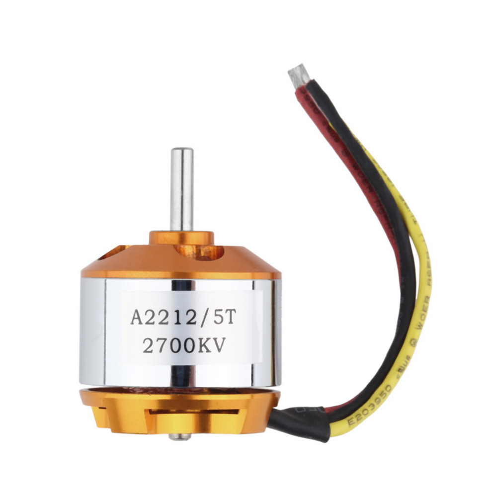 Brushless Motor 2700KV For RC Quadcopter Drone Helicopter Airplane Toy Parts(China (Mainland))