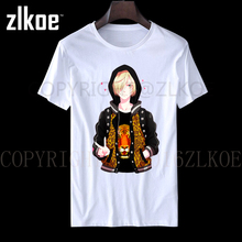 Buy yuri ice t shirt New Arrival YURI!!! ICE t shirts Yuri Plisetsky Cosplay Anime Cos t-shirt mens t shirts fashion 2016 for $8.69 in AliExpress store