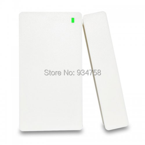 Wireless Door/Window Magnetic Contact with inside antenna<br><br>Aliexpress
