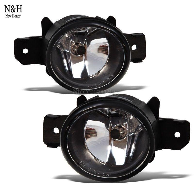 Car Light Source Fog Lights Lamp Nissan Qashqai Sunny Almera Sylphy Maxima Pathfinder Infiniti IX35 QX60 JX35 12V 55W - N&H store