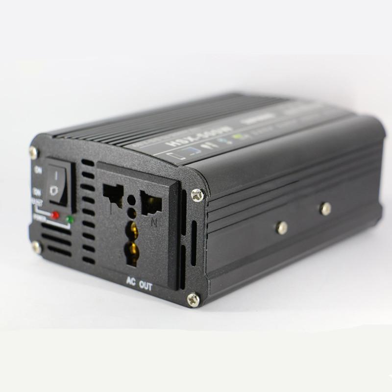1Pcs Car inverter 500W motor inverter 48v turn to 220 v power supply switch(China (Mainland))