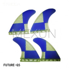 New coming futures fins/surfboard fins/multi-color surfing fins/futures fins in stock(Quad set)(China (Mainland))