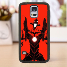 Neon Genesis Evangelion fashion hot-selling cover phone cell case for samsung galaxy s3 s4 s5 s6 s7 note 2 note 3 note 4 #WL1775