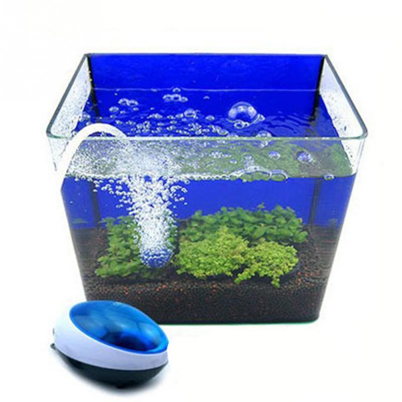 Как сделать воздух для рыб