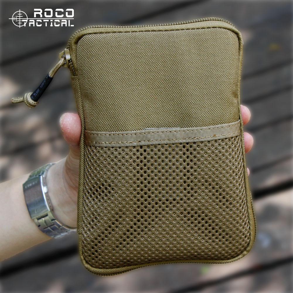 "Military Nylon EDC Pocket Bag Army Travel Pocket Organizer Fanny Waist Belt Bag 6"" Phone Bag Cordura 1000D Nylon(China (Mainland))"