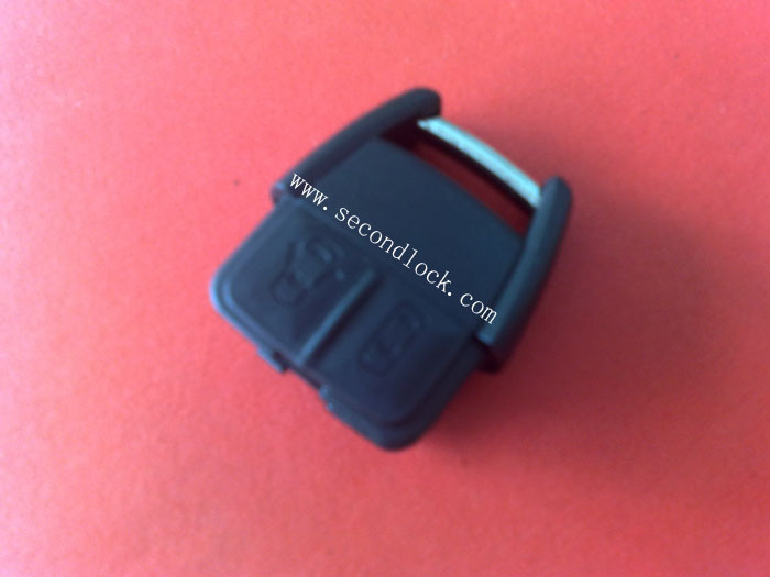 Opel key cover 2 buttons remote case remote key shell(China (Mainland))