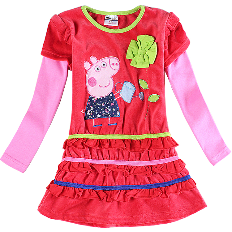 nova kids wear baby clothing fashion child dress winter dresses frocks girls casual - NOVA & NOVATX Factory Store store
