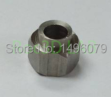 [SKU 510] Stainless steel eccentric spacer for your building machine 10mm wrench 5mm bore  20pcs per bag Free Shipping(China (Mainland))